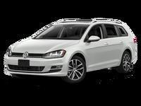 2017 Volkswagen Golf SportWagen 4dr DSG 1.8 TSI 4MOTION Comfortline