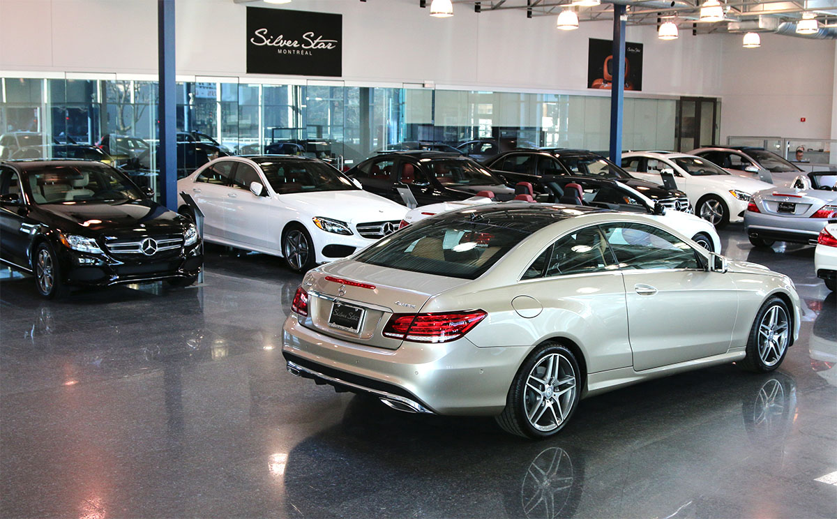 In 2015, Silver Star Mercedes Benz Recorded Sales Of 2600 Vehicles.