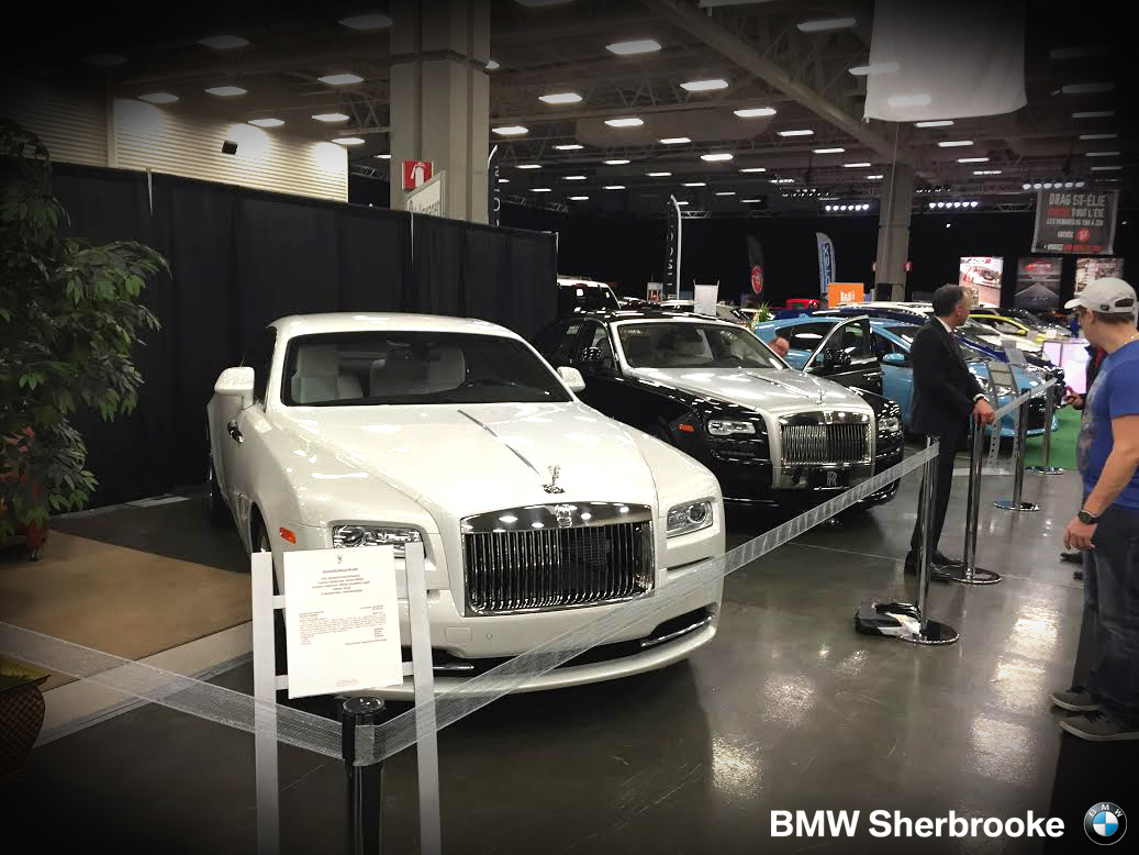 Bmw Sherbrooke At The Sherbrooke Auto Show Groupe Park Avenue