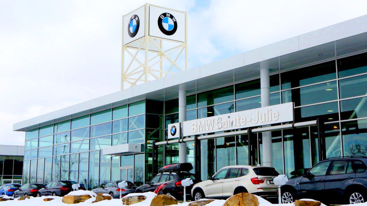 Station Park Honda >> BMW dealership in Sainte-Julie | BMW Sainte-Julie