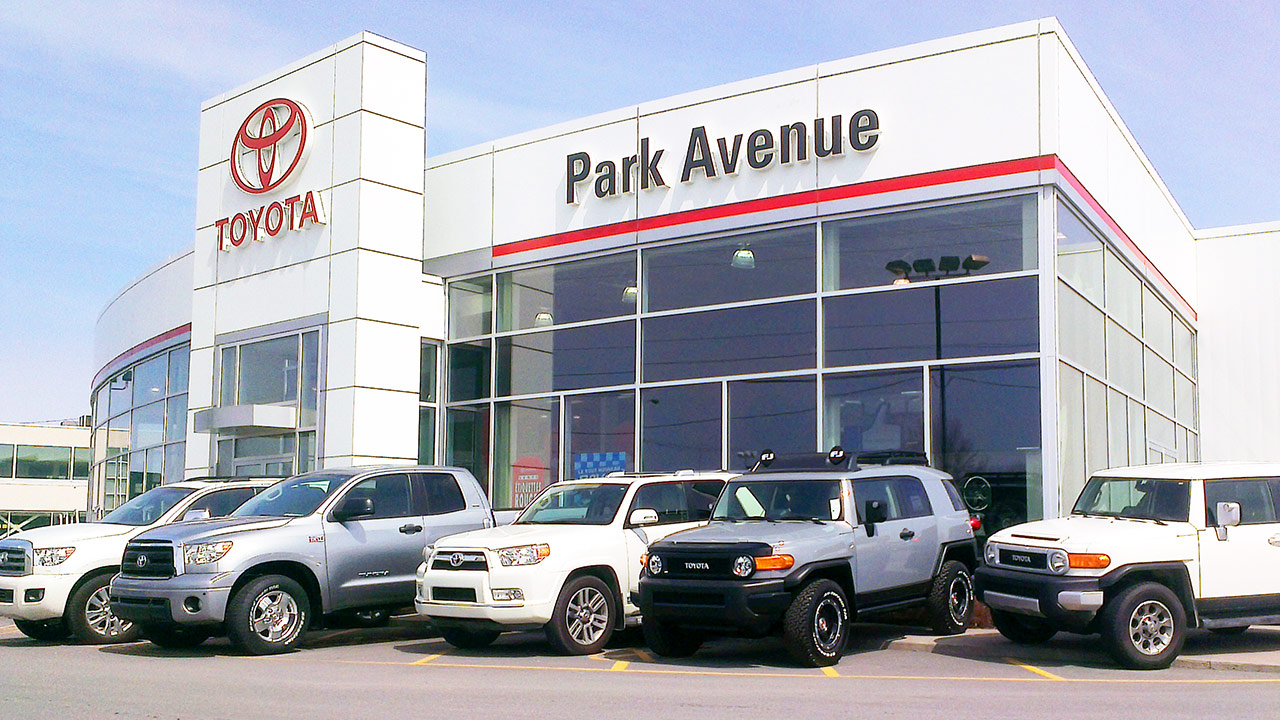 Volvo Certified Pre Owned >> Toyota dealership in Brossard | Park Avenue Toyota Scion