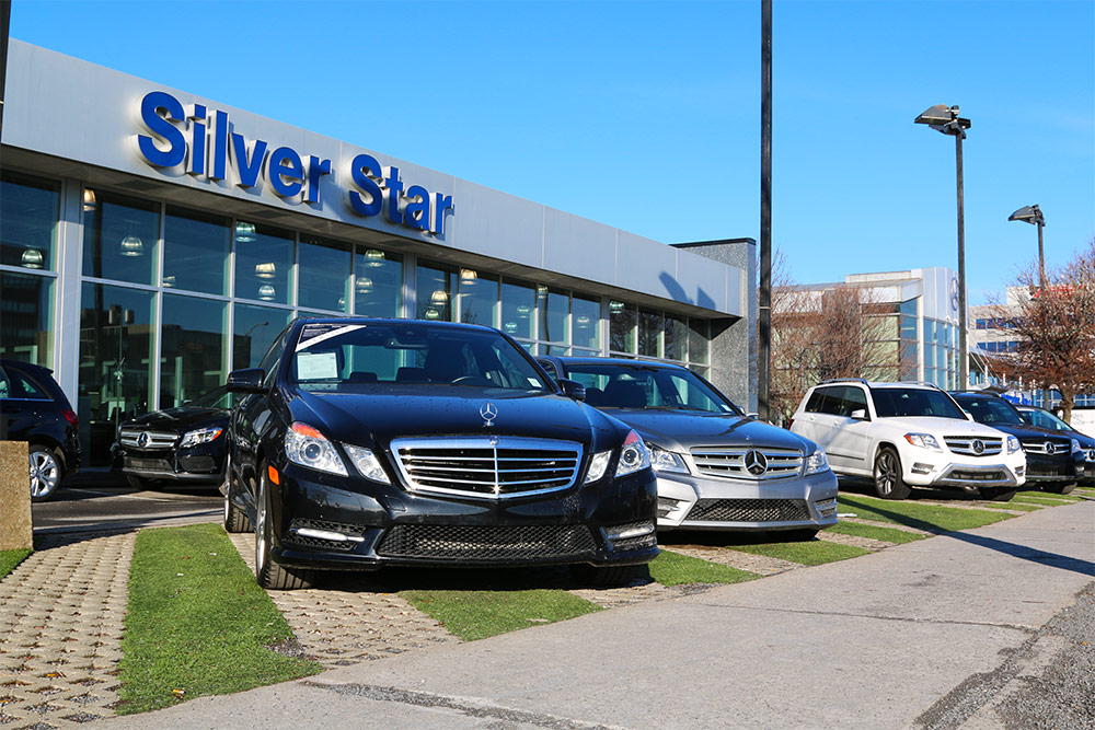 Mercedes Benz And Smart Dealership In Montreal | Silver Star Mercedes Benz