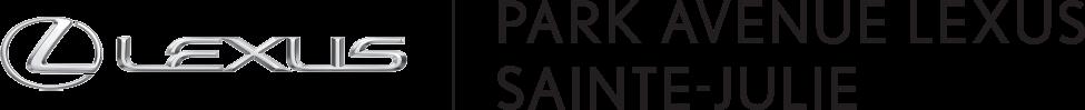 Park Avenue Lexus Sainte-Julie, Logo.