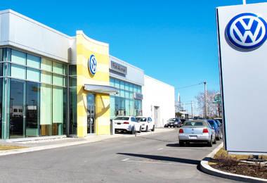 Concessionnaire Volkswagen Brossard - Volkswagen dealership Brossard