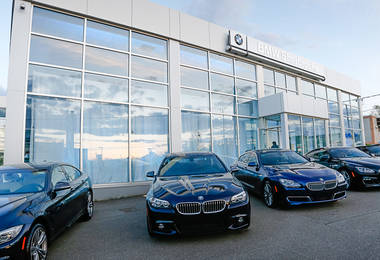 BMW à vendre Sherbrooke - BMW dealership Sherbrooke