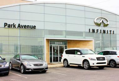 Concessionnaire INFINITI à Brossard - INFINITI dealership Brossard