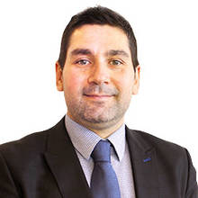 Vincent Ricard, Vice-President & General Manager