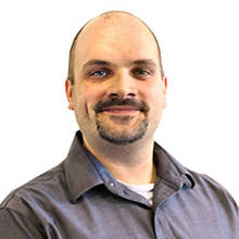Christian Bibeau, Parts Manager