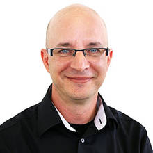 Sébastien Therrien, Service & Parts Manager