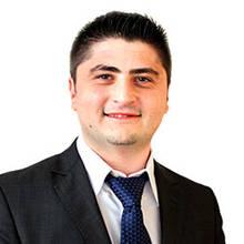 Jack Oundjian, Vice-President