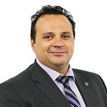 Frank Corica, Directeur du service et carrosserie