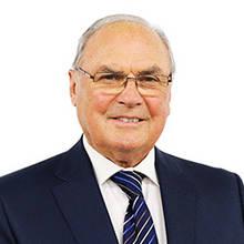 Gerry Girouard, Vice-président