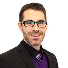 Charles Richer, Sales Manager, New