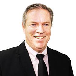 Alain Beaulieu, Sales Vice-president