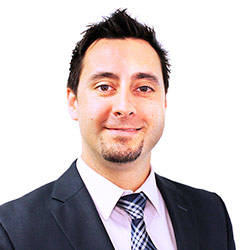 Jean-Simon Richard, Sales Manager