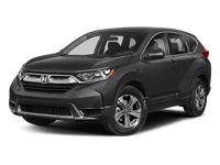 2018 Honda CR-V 2WD LX