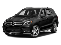 2018 Mercedes-Benz GLE 4MATIC SUV GLE 400