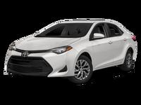 2018 Toyota Corolla Manual CE