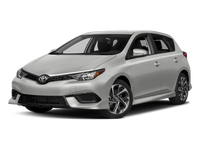 2018 Toyota Corolla iM Manual