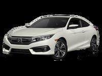 2017 Honda Civic Coupe 2dr CVT w/Honda Sensing EX-T