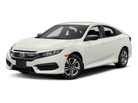 2017 Honda Civic Sedan 4dr Man DX