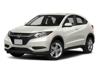 2017 Honda HR-V 2WD 4dr Man LX
