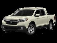 2017 Honda Ridgeline 4WD Crew Cab LX