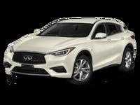 2017 INFINITI QX30 FWD 4dr