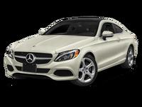 2017 Mercedes-Benz C-Class 2dr Cpe 4MATIC C 300