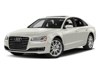 2018 Audi A8 3.0 TFSI quattro tiptronic