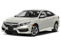 2018 Honda Civic Sedan Manual DX