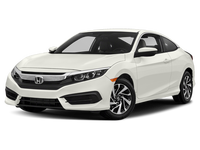 2018 Honda Civic Coupe Manual LX