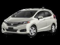 2018 Honda Fit Manual DX