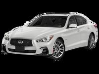 2018 INFINITI Q50 AWD 2.0t Luxe
