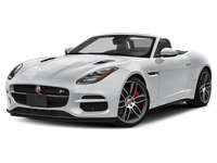 2018 Jaguar F-TYPE Convertible Auto 296HP