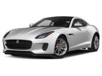 2018 Jaguar F-TYPE Coupe Auto 296HP