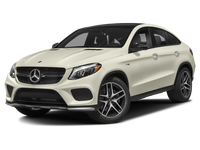 2018 Mercedes-Benz GLE 4MATIC Coupe AMG GLE 43