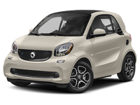 2018 smart fortwo electric drive coupe passion