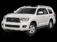 2018 Toyota Sequoia 4WD 5.7L TRD Sport