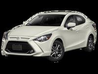 2019 Toyota Yaris Sedan Manual