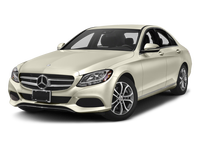 2016 Mercedes-Benz C-Class 4dr Sdn 4MATIC C 300