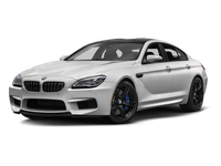 2017 BMW M6 4dr Sdn Gran Coupe