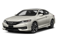 2017 Honda Accord Coupe 2dr I4 Man EX
