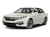 2017 Honda Accord Hybrid 4dr Sdn
