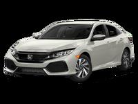 2017 Honda Civic Hatchback 5dr Manual LX