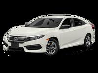 2017 Honda Civic Sedan 4dr Man DX