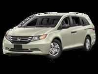2017 Honda Odyssey 4dr Wgn LX