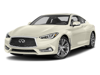 2017 INFINITI Q60 Coupe 2dr Cpe 2.0t