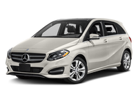 2017 Mercedes-Benz B-Class 4dr HB FWD B 250 Sports Tourer