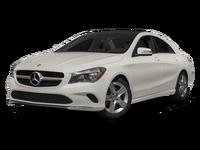 2017 Mercedes-Benz CLA 4dr Sdn FWD CLA 250